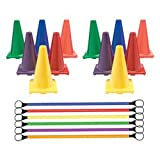 Ultimate Crossbars and Cones Set (SET)