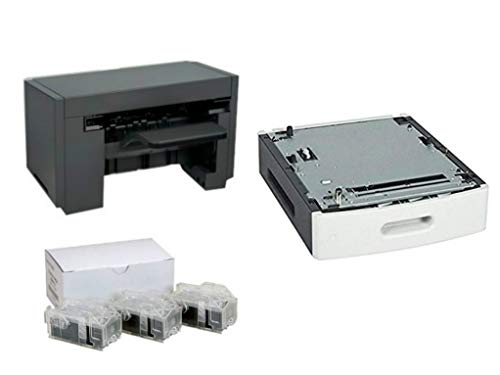 Lexmark 40G0802 550-Sheet Paper Tray and 40G0850 Staple Finisher Option for MS710, MS810 Printers by Lexmark (Image #1)