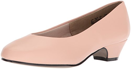 Soft Style by Hush Puppies Women's Angel II Pump, Rose Cloud kid-680, 06.0 Extra Wide - Soft Pumps Angels