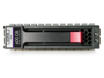 HP 600GB 6G SAS 15K 3.5IN DP ENT HDD - 516828-B21