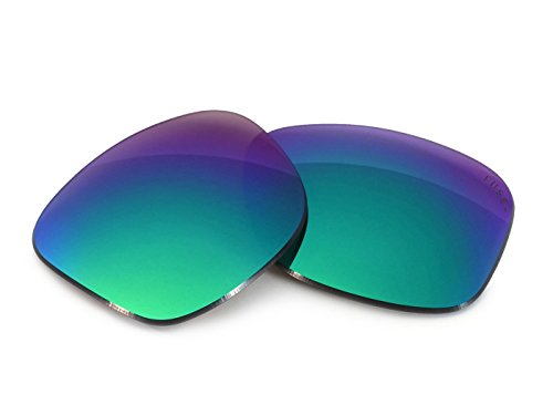 FUSE+ Lenses for Ray-Ban RB2151 Wayfarer Squared (49mm) Sapphire Mirror - Wayfarer Rb2151