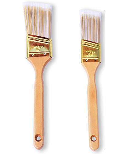 Top Angled Paintbrushes