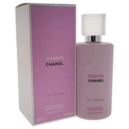 C H A N E L CHANCE EAU TENDRE BODY MOISTURE 200ML/6.8 OZ. (Chanel No 5 Lotion For Women)