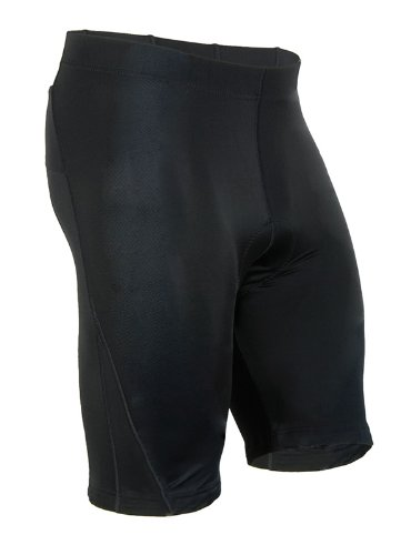Cannondale Women's Domestique Cycling Shorts, Black, Medium