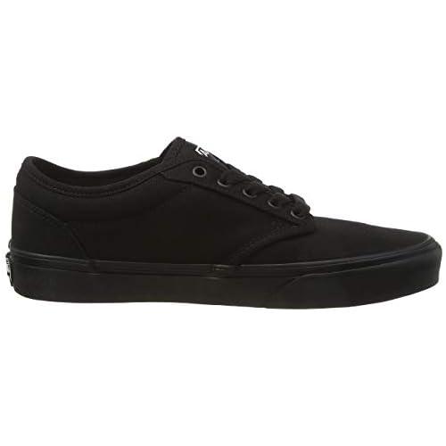 chollos oferta descuentos barato Vans Atwood Canvas Zapatillas para Hombre Negro Black 186 42 5 EU