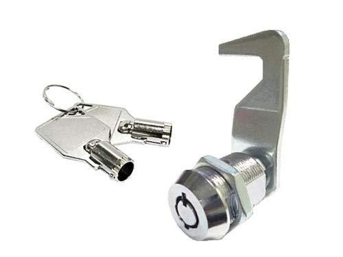 Homak Toolbox Lock 5/8'' Tubular Cam Lock Replacement 180 Degree Cabinet Drawer