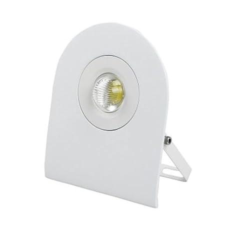 Proyector LED 50W apto exteriores IP65 de luz blanca día 6000K ...