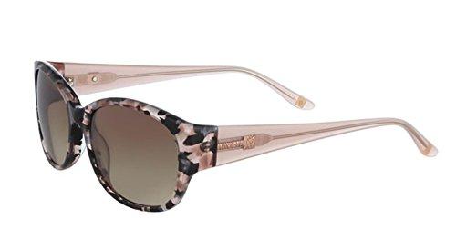 - Sunglasses Anne Klein AK7034 AK 7034 Blush Tortoise