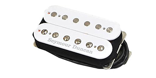 SEYMOUR DUNCAN セイモアダンカン ギター用ピックアップ SH-6b White   B0758CH9TZ