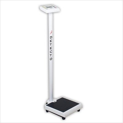 Prodoc Series Comfort Height Doctor Scale Style: Digital Height Rod