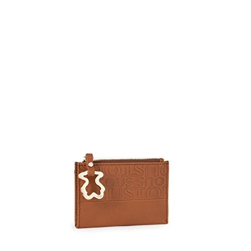 Monedero TOUS Dallin Urbana Block Camel: Amazon.es: Zapatos ...