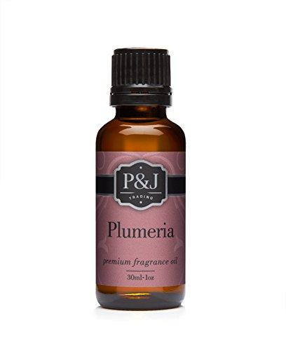 Plumeria Premium Grade Fragrance Oil - Perfume Oil - (Plumeria Scent Oil)