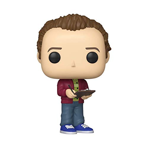 Funko Pop! TV: Big Bang Theory - Stuart, Multicolor