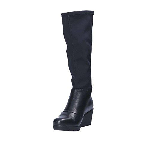 Keys 7099 Boots Women Black hCrwoQ2s5g