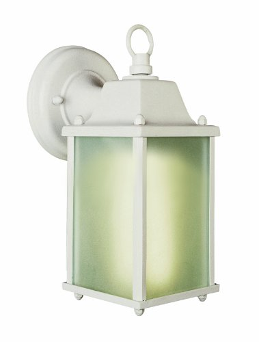 Trans Globe Lighting PL-40455 WH Outdoor Patrician 9