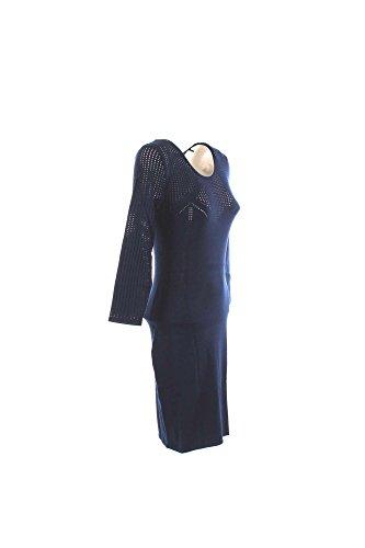 Kurtzes Blau W62K26Z0XF0 A716 Guess Jeans Kleid Damen UEvvXx