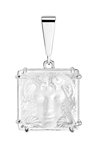 LALIQUE Arethuse Pendant # 10379400 (Lalique Clear Crystal)