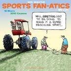 Non Sequitur Sports Fan-atics 2010 Calendar (Multilingual Edition) (Wall Atic)