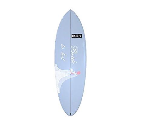 Tabla de surf de boda, diseño Su Propio: Amazon.es: Deportes y aire libre