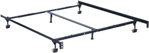 UPC 810869010405, Hollywood Bed Frames 3270Br Adjustable Queen/California King/Eastern King Premium Lev-R-Lock Bed Frame