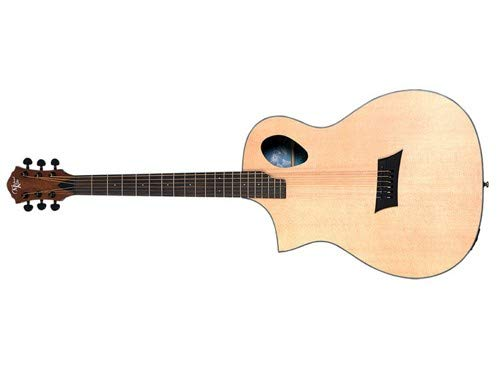 Michael Kelly Forte Port Left-Handed Acoustic-Electric Guitar by Michael Kelly
