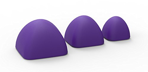 Powerful Massage (Massage Blocks - Block Set Pro - Outperforms any Massage Ball - Powerful Trigger Point Therapy at)