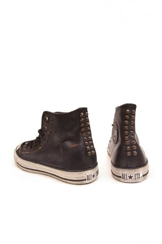 Converse 140010 Mole All Hi Chuck c Studded Star us 5 4 Leather 0wrO06gY