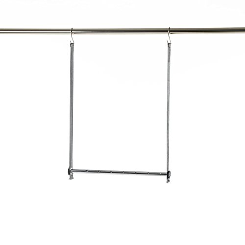 Style Selections Expandable Double Hanging Bar by Style Selections