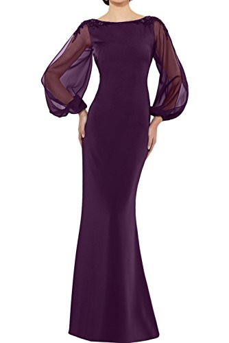 TOSKANA BRAUT - Vestido - para mujer morado 44