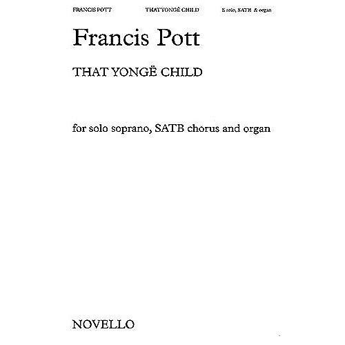 Francis Pott: That Yonge Child Music Sales America Series, Pack of 3