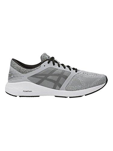 Asics Roadhawk Ff, Zapatillas de Entrenamiento para Hombre Multicolor (Aluminum/black/silver)