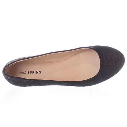 Call It Spring Fibocchi Ballet Flats - Black SISEDv4Lfk