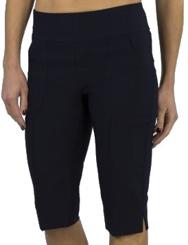 Jofit Slimmer Knee Shorts- Midnight