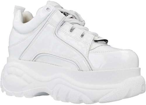 Buffalo London 1339-14 2.0 Blanco (37 EU, Blanco): Amazon.es: Zapatos y complementos