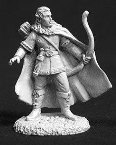 Miniature Authentic - Lindir Elf Archer Dark Heaven Legends Series by Reaper