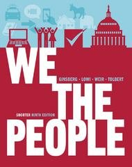 We the People Shorter Ninth Georgia Edition an Introduction to American Politics