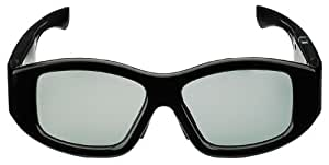 Optoma ZF2100 - Gafas 3 D, color negro