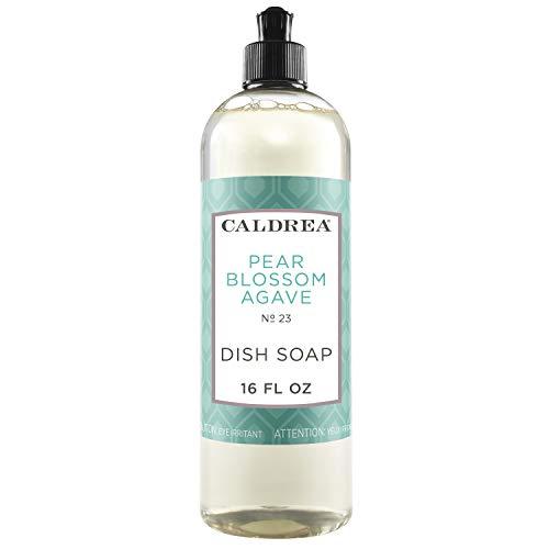 Caldrea Pear Blossom Agave Dish Soap 16 oz