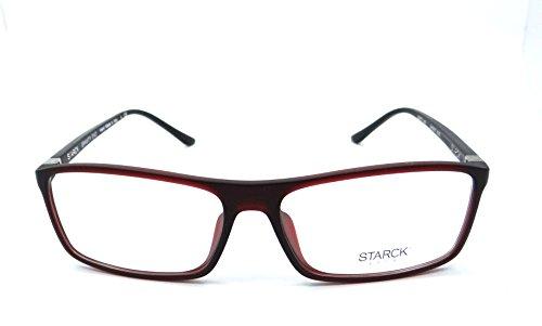 Eyes Lunettes RED Starck 0SH3031 homme MATTE Vue de 7CxwqUa