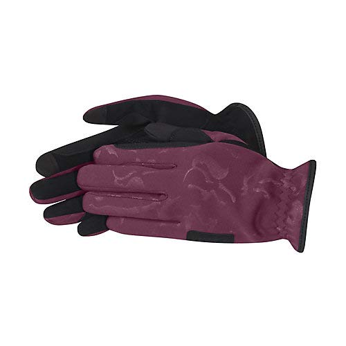 Kerrits Flex Fleece Gloves Large Stone Horse