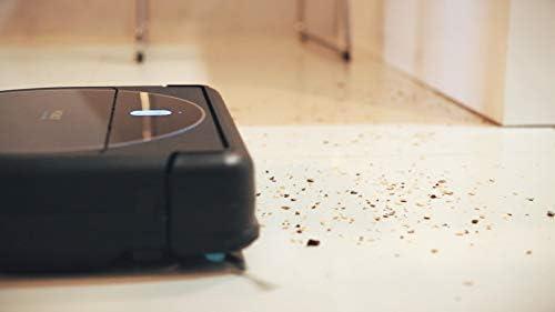 HOBOT LEGEE 688-Robots Aspirateurs et laveurs avec système de frottement pour Un Nettoyage performant