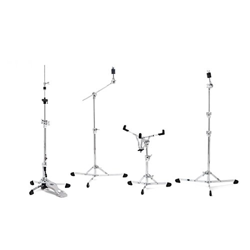 - Gibraltar 8700PK Drum Set Mounting Flat-Base Hardware