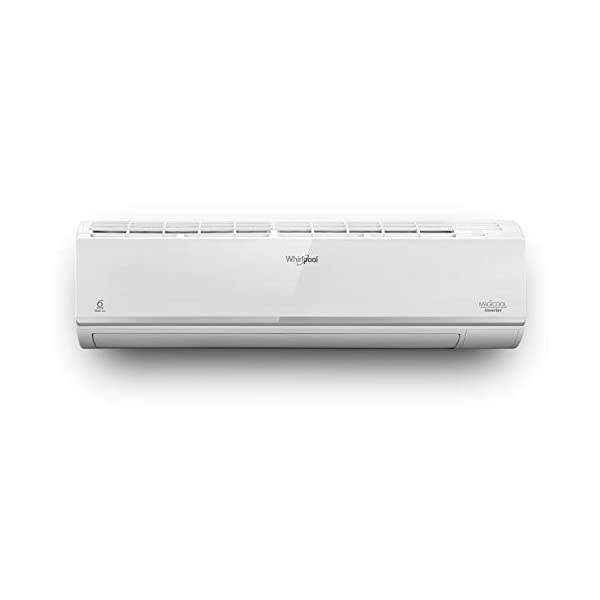 Whirlpool 1.5 Ton 3 Star Inverter Split AC (Copper, 1.5T MAGICOOL PRO+ 3S COPR INVERTER, White) 2021 August Split AC; 1.5 ton capacity Energy Rating: 3 Star Warranty: 1 year on product, 1 year on condenser, 10 years on compressor