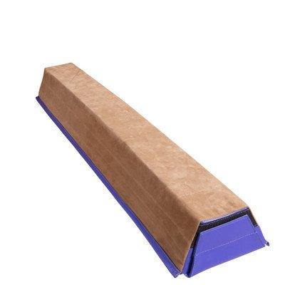 5A Parts Gymnastic Balance Beam for Trainning and Performance Children Trainning Equipment Blue