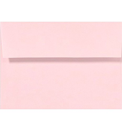 A2 Invitation Envelopes (4 3/8 x 5 3/4) - Candy Pink (50 Qty.)