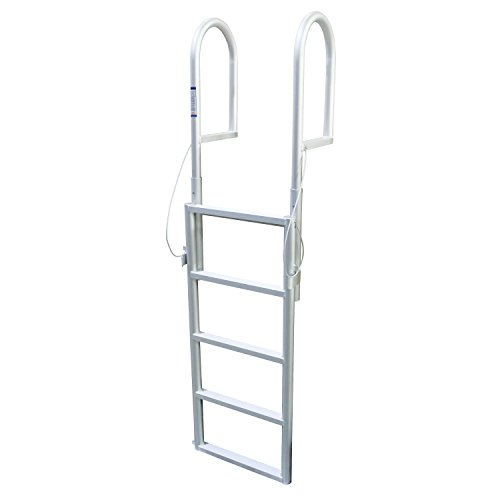 Extreme Max 3005.3464 Sliding Dock Ladder, 5 Step