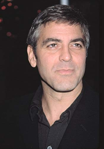 Posterazzi Poster Print Collection EVCPSDGECLCJ002LARGE George Clooney (Director) at Screening of Confessions of A Dangerous Mind Ny 12182002 by Cj Contino Celebrity (16 x 20)