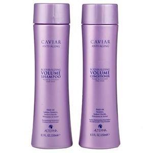 Alterna Caviar Volume Shampoo and Conditioner Duo 8.5 Ounce (Alterna Shampoo Volume Caviar)