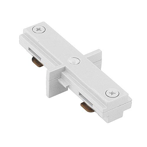 WAC Lighting HI-DEC-WT H Track Dead End I Connector, White