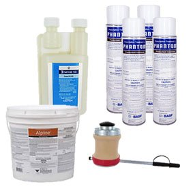 Bed Bug Kit - Commercial DIY Professional Series by Optimal Pest Control